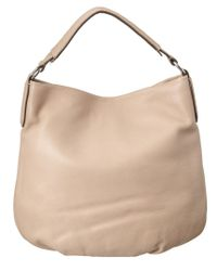 Marc By Marc Jacobs - Natural Q Hillier Leather Hobo - Lyst