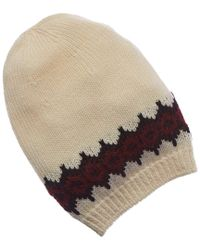 Gucci - White Wool Hat - Lyst