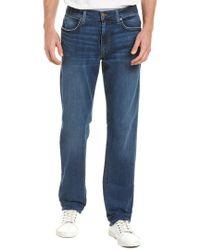 Joe's Jeans Blue Brixton Benson Straight And Narrow Cut for men