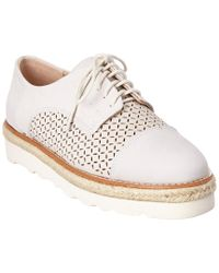 Urge White Kt Leather Sneakerdrille