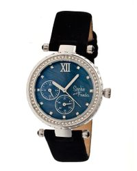 Sophie And Freda - Blue Women's Montreal Watch - Lyst