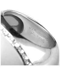 Heritage Van Cleef & Arpels - Metallic Van Cleef & Arpels 18k 1.00 Ct. Tw. Diamond & Lapis Lazuli Ring - Lyst