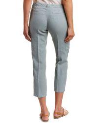 Ecru - Blue Linen Pant - Lyst