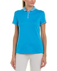 Nike Blue Golf Dry Polo