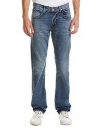 Hudson Blue Byron Realist Straight Leg for men