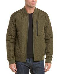 Tavik Green Replicant Bomber Jacket for men