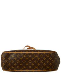 Louis Vuitton Brown Monogram Canvas Batignolles Horizontal