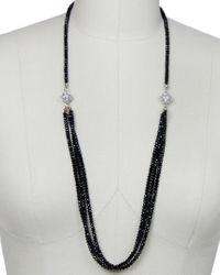 Saachi Multicolor Beaded Necklace