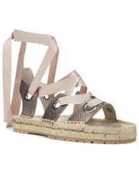 Donald J Pliner Multicolor Esther Espadrille