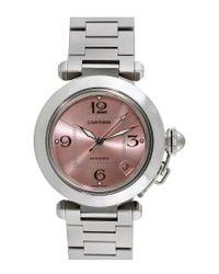 Cartier Multicolor Cartier 2000s Women's Pasha Watch