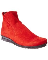 Arche Red Baryky Bootie