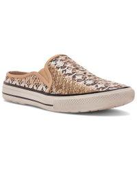 Donald J Pliner Multicolor Ursa Slip-on Sneaker