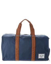 Herschel Supply Co. Blue Novel Travel Bag