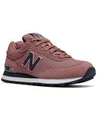 New Balance Multicolor 515 Classic Sneaker