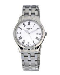 Tissot Metallic Men's Dream Watch for men