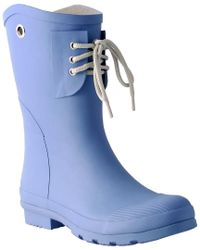 Nomad Blue Kelly B Rain Boot