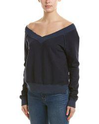 n:PHILANTHROPY Blue Nphilanthropy Mayer Sweatshirt