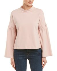 Vince Camuto Pink Sweater