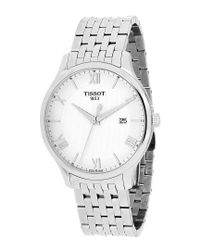 Tissot Metallic Men's Tradition Watch for men