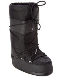 Moncler - Black Saturn Moon Boot - Lyst