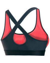 Under Armour Red Armour Crossback Sports Bra