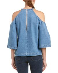 The Fifth Label - Blue Label Back Streets Top - Lyst