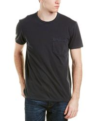 J Brand Black Pocket T-shirt for men