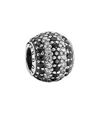 Pandora - Metallic Silver Cz Nautical Pavé Lights Charm - Lyst