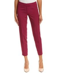 Anne Klein Red Pant