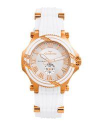 Aquaswiss Metallic Bolt L Diamond Watch