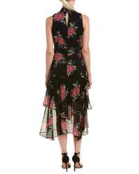 Nanette Lepore Black Silk Dresses