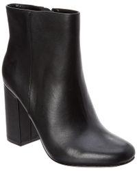 Charles David - Black Studio Leather Boot - Lyst