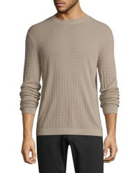 Theory Multicolor New Sovereign Velay Bisque Henley for men