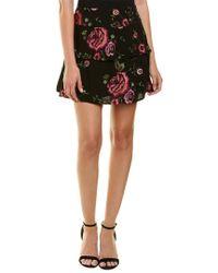 Tahari Black Tahari Asl Skirt