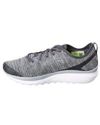 Saucony Gray Swivel Sneaker