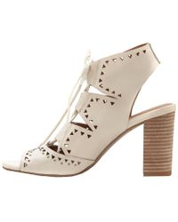 Lucky Brand - Multicolor Tafia Ghillie Lace Up Sandal - Lyst