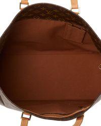 Louis Vuitton - Brown Monogram Canvas Cabas Alto - Lyst