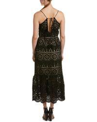 Winston White Black Sausalito Maxi Dress