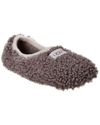 Ugg Gray 'Birche' Slipper