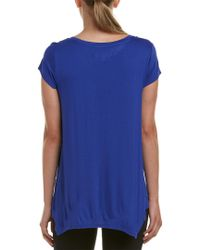 Ellen Tracy - Blue Nightshirt - Lyst
