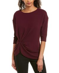 Vince Camuto Red Top