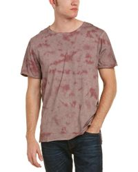 Threads For Thought Purple Threads 4 Thought Fabian T-shirt for men