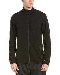 Icebreaker - Black Merino Descender Wool-blend Jacket for Men - Lyst