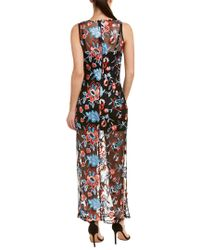 Alexia Admor - Black Maxi Dress - Lyst