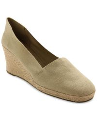 Andre Assous Multicolor Pammie Wedge Espadrille