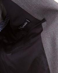 Façonnable Gray Wool Sport Coat for men