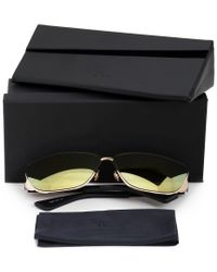 Dior Multicolor Futurist Oamk1 65mm Sunglasses