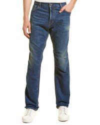 Tom Ford Medium Wash Blue Regular Fit for men