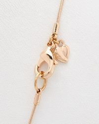 Carolee - Multicolor Rose All Day Necklace - Lyst