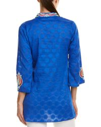 Sulu Collection Blue Tunic